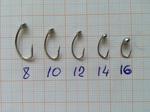 Крючки с напайкой SCUD