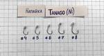 Крючки с напайкой TANAGO-RING